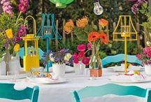 Intratuin | Inspiratie voor een tuinfeestje / Vind hier de leukste producten en inspiratie voor een tropisch tuinfeestje!