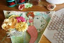 Crafts / A collection of crafts that have caught my eye.  / by Karen I