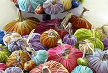 Fall/Halloween / Fun and cute Fall/Halloween decorations and costumes to make or buy or ideas for things to do!