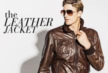 Decenio | the Leather Jacket | Man