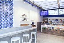 Focus on: Restaurant/Cafe/Bar interiors