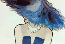Fashion Illustration / Fashion illustrations / by Sandy Chang