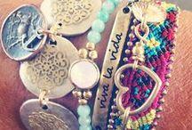 Bracelets Glorious Bracelets / by Stella Vaccaro