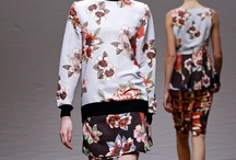 Loving from LFW A/W 2013 / by Emily Hargrove