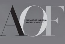 The Art of Fashion / Inspired by #NeimanMarcus / by Emily Hargrove