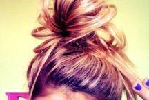 hair do's <3 / by kris huggs