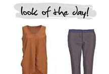 ♥ LOOK OF THE DAY ♥ / LOOK OF THE DAY