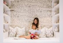 Baby Spaces / Baby and Children's interior design. / by Peta Stinson (Sapling Child)