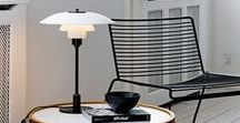 Modern Table Lamps / Modern table lamps are both practical and decorative. Whether you are looking for a table lamp made from ceramic with a classic silhouette or a decorative fixture that doubles as a sculptural piece of art, table lamps are plug-in lights designed to be placed on tables and moved at will.
