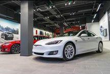 Focus on: Car showrooms