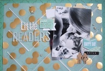 Pretty Layouts / Scrapbook pages we love