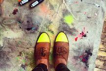 shoe fancy