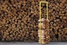 Fireplaces & wood storage