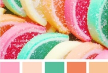 Color Me Inspired / Color schemes and inspiration boards