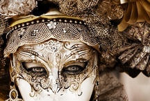 Costume - Tribal - High Fashion - Masks / Traditional & Modern. Professional & Personal. By people around the world, demonstrating the strength, dignity & fantasy of the human spirit