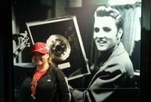 """ELVIS PRESLEY  one wish """"The King""""  / I may be young but Elvis Presley was the most goregous man ever created & such an amazing talent, just wish I was around to enjoy any of this!!  Born January 8, 1935, in East Tupelo, Mississippi, Presley was the son of Gladys and Vernon Presley! On August 16, 1977, the day before his next scheduled concert, Presley was discovered by his girlfriend Ginger Alden dead in his bathroom at Graceland. His death was attributed to congestive heart failure / by Kimmie Fried"""
