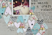 Awesome Scrapbook Pages / by Jessica Moore
