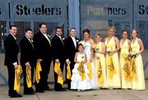 Steelers Nuptials / by Pittsburgh Steelers
