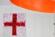 COLORS: Red Pink Orange / Colors red pink orange