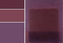 COLORS: Mauve Lilac Browns