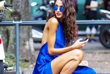 moda / de it girls a street style  / by Marina Tarrasconi