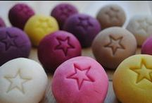 play {playdough} / by The Fairy and The Frog Blog