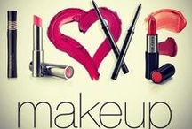 Beauty : MAKE-UP  obsession / by Kimmie Fried