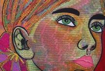 Gravuras: Desenhos & Pinturas
