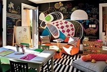 Dream Studio Ideas / by Jennifer Wright