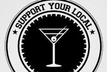 MissBartender / I am a bartender & Bar Owner of The Wedge Tavern & heres my thoughts!!  Lovin` booze in our booze! / by Kimmie Fried