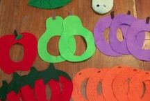 play {busy bags} / ideas for things to go in busy bags / by The Fairy and The Frog Blog