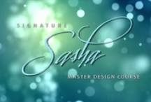 Signature Sasha / Learn from Sasha Souza!  We have partnered with Sasha Souza to offer a Certified Wedding Designer Master Course.  The course is being offered through the Wedding and Event Institute exclusively www.weddingandeventinstitute.com / by Wedding and Event Institute