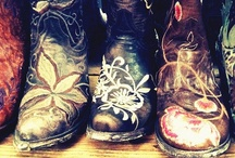 My Style : Cutest  cowgirl boots EVERR! / by Kimmie Fried