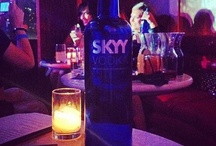 SKYY at Mercedes-Benz Fashion Week / by SKYY Vodka