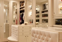 Storage Places / Oh I wish I was this  organized !