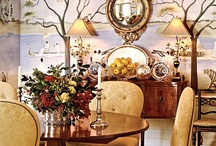 Dining Rooms / It's where we use the good china :)