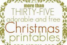 Christmas / by Cindy Gitto-Wilson