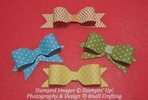 Bows / by Cindy Gitto-Wilson