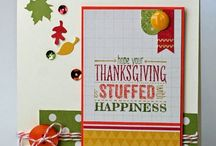 Cards - Fall & Thanksgiving / by Cindy Gitto-Wilson