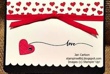 Cards - Love/Valentines / by Cindy Gitto-Wilson