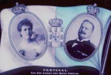 Portugal - No tempo da Monarquia / Portuguese Monarchy / by Kalidi