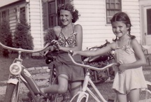 Childhood Memories / Growing up in the 50's - Happy days :)