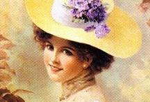 Chapéus- Presente e Passado/ Hats, past & Present / by Kalidi