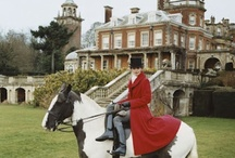 An English Country Home / Becoming an anglophile :)