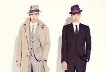 Suits / What's out there in menswear...