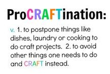 Craft projects and ideas / by Tanya-Faye Ostrea