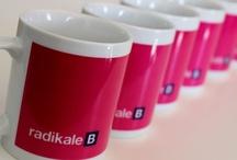 Merchandise / Radikalt merchandise. Finde på www.radikale.dk/webshop