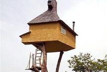 Casa na árvore, um sonho! / by Kalidi