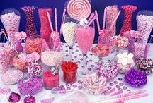 Candy party theme / by Tanya-Faye Ostrea