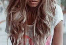 Beauty : Lovely Locks / omg that hair !!! / by Kimmie Fried